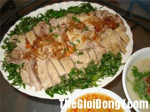29Mr5kM 300x225 Các món ăn bổ dưỡng từ thịt vịt