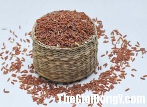 gao lut do1 300x217 Các loại thực phẩm giúp bạn đẩy lùi stress