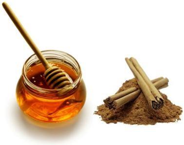 mat ong va que Mật ong chữa đau răng