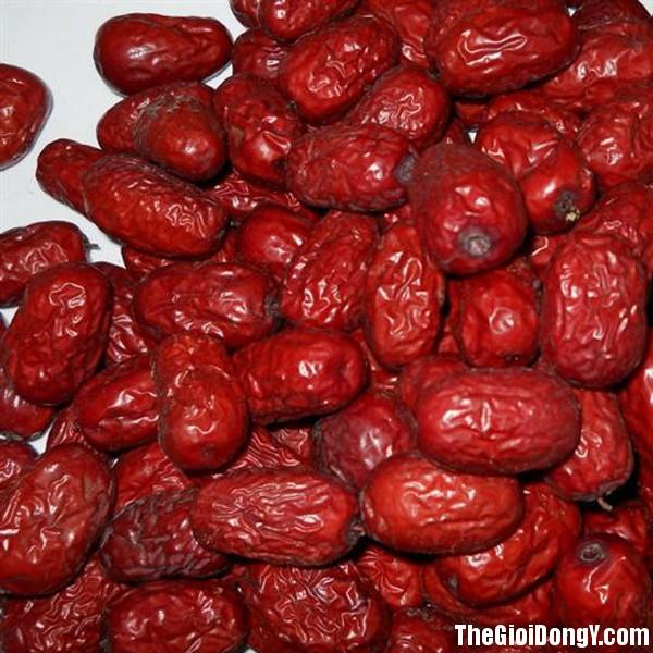 7 Bài thuốc trị mất ngủ từ táo đỏ