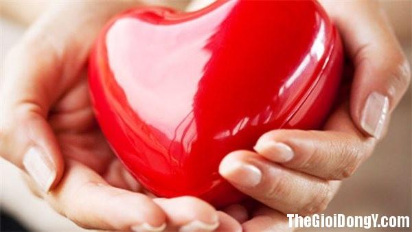 5a5dbff6 5936 41ea be1f ae2896032368 heart in hands 000012745581 620x350 Bài thuốc Đông y chữa loạn nhịp tim