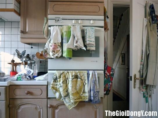 145121 nha bep1 Những thứ bạn nhất định phải làm sạch hàng ngày nếu như không muốn rước bệnh