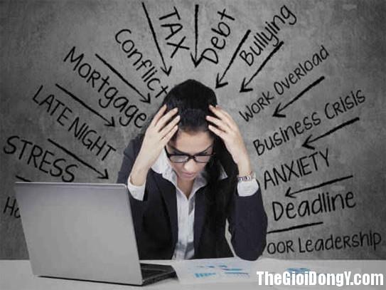 172332 stress543 15 tác hại của stress đối với sức khỏe của bạn