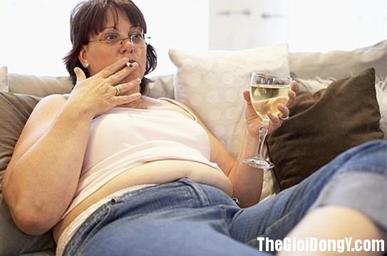 173133 Thua can Phụ nữ thừa cân sau khi mãn kinh tăng nguy cơ ung thư vú