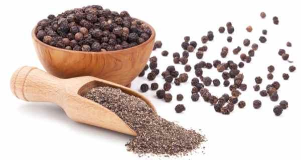 bot tieu den Những loại thảo dược dễ tìm có tác dụng ngừa ung thư hiệu quả