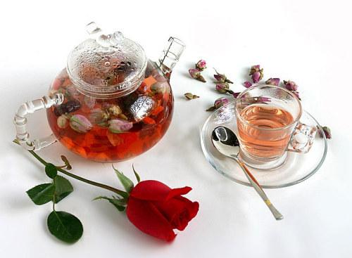 trahoahong 22 Trà hoa hồng chuyên chữa trị cảm cúm rất tốt cho sức khỏe