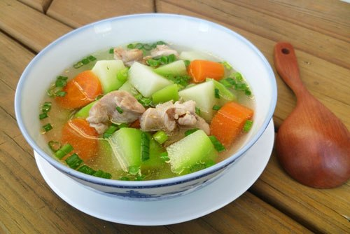 mon an chua te moi Món ăn thuốc chữa chứng tê mỏi khắp người đơn giản mang lại hiệu quả cao