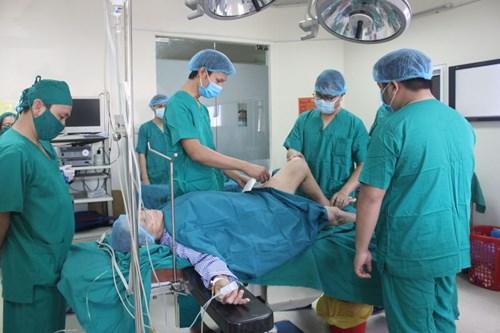333333333333333333 Hội nghị Khoa học ghi nhận sự phát triển của ngành Chấn thương chỉnh hình