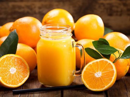 photo 1 15445155116151107004135 Uống nước cam thường xuyên giảm nguy cơ mất trí nhớ