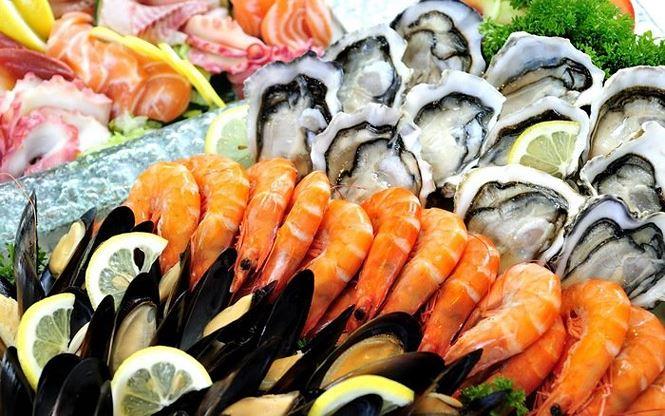 Nhung loai hai san de ngo doc co the doat mang nguoi an 2 1545986401 631 width665height416 Triệu chứng và cách phòng tránh ngộ độc hải sản