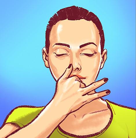 8 cach tu nhien ha huyet ap trong 10 phut khong can dung thuoc hinh 2 Bác sĩ hướng dẫn các động tác hạ huyết áp ngay lập tức