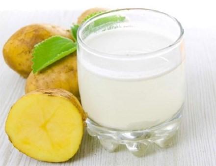 bat ngo kha nang chong ung thu cua nuoc ep khoai tay Nước ép khoai tây tươi có khả năng ngăn ngừa rất nhiều bệnh