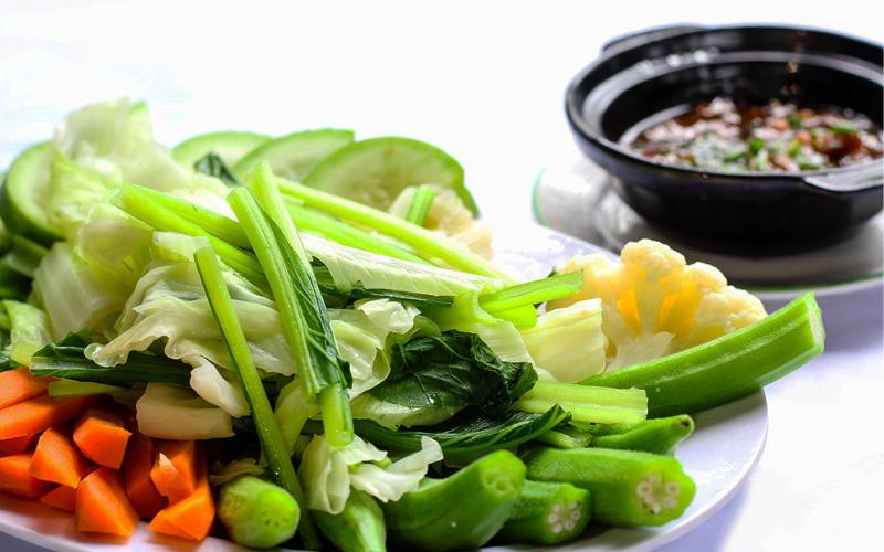 rauxanh2 Không chỉ giúp giảm cân, ăn nhiều rau xanh còn có những lợi ích này