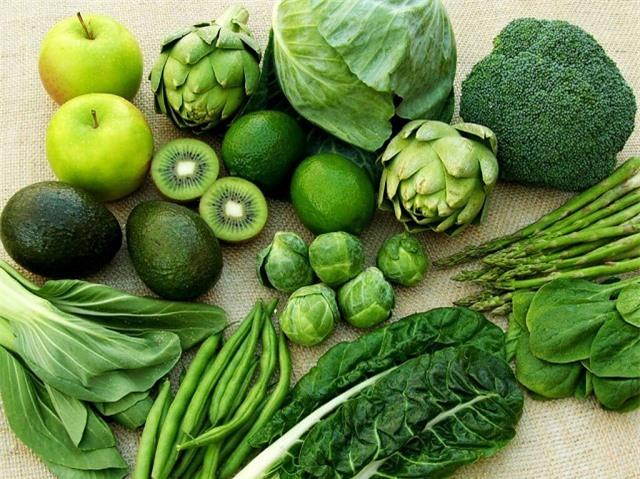 rauxanh21 Không chỉ giúp giảm cân, ăn nhiều rau xanh còn có những lợi ích này