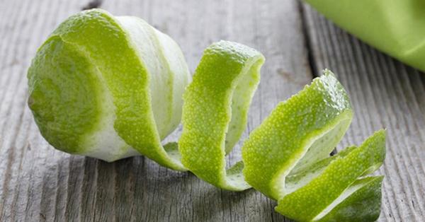 chanh tuoi Món ăn vặt từ vỏ bưởi nhưng công dụng chính là chữa đau dạ dày