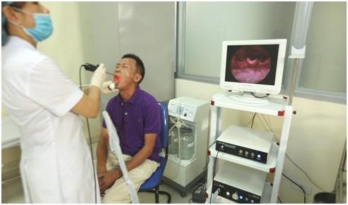 TMH Tổng hợp những bệnh tai mũi họng thường gặp