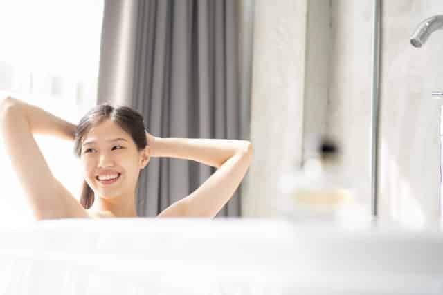 phuong phap tam 1 Phương pháp tắm giúp giảm 7% mỡ chỉ trong 1 tháng