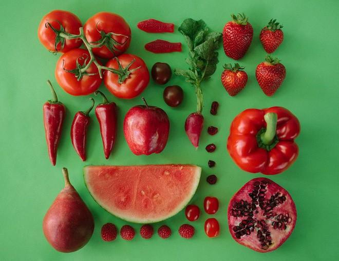 photo 1 15597270103891940081129 Các công thức ăn uống dựa vào màu thực phẩm giúp cơ thể luôn được khỏe mạnh