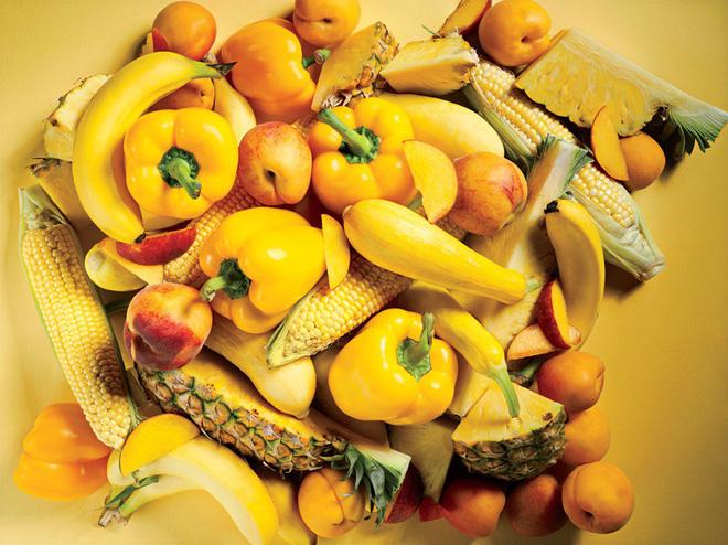 photo 1 15597270604382120174995 Các công thức ăn uống dựa vào màu thực phẩm giúp cơ thể luôn được khỏe mạnh