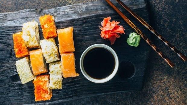 sushi2 1 Những nguyên tắc cần nên biết khi ăn sushi