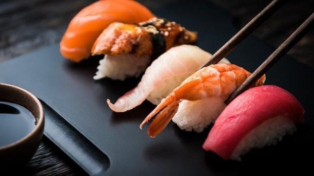 sushi5 Những nguyên tắc cần nên biết khi ăn sushi